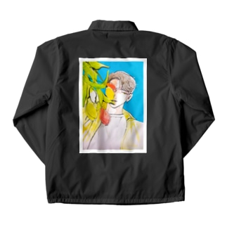 blooming Coach Jacket