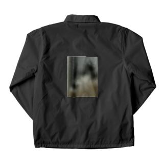 磨り犬 Coach Jacket