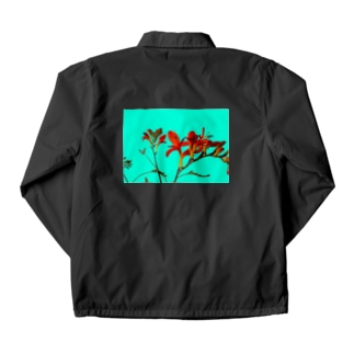 Crocosmia Coach Jacket