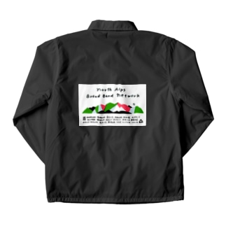 2019年版公式グッズ(加盟山小屋全部入り) Coach Jacket