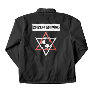 ZAZEN GAMING Coach Jacket