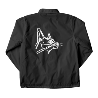 caT jacket_01 Coach Jacket