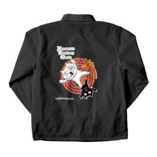 ネコ兄弟 tXTC_01 Coach Jacket