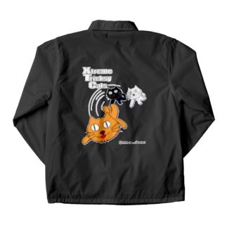 ネコ兄弟 tXTC_62 Coach Jacket