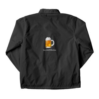 とりあえずビール! Coach Jacket
