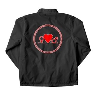 Boy ♡ Girl Coach Jacket