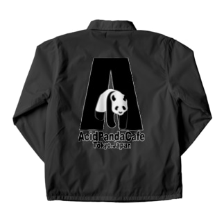 ACID PANDA CAFE Coach Jacket