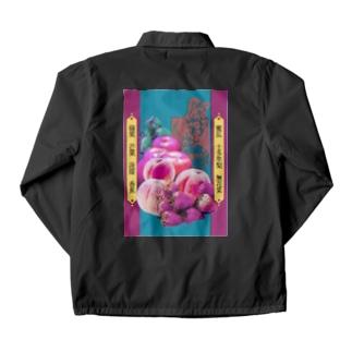 おかしな果物屋 Coach Jacket