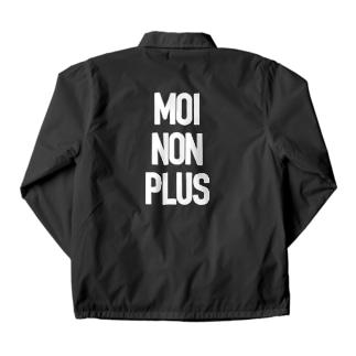 Moi non plus (DIN) Coach Jacket