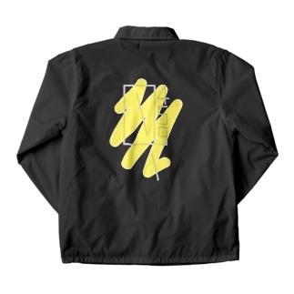 0459graffiti Coach Jacket