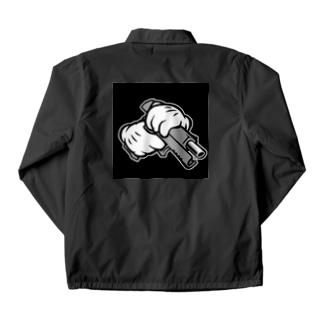 048styleパロディ Coach Jacket