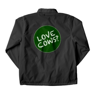LOVE  COWS? Coach Jacket