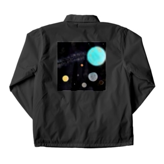 Textbook of space. Coach Jacket