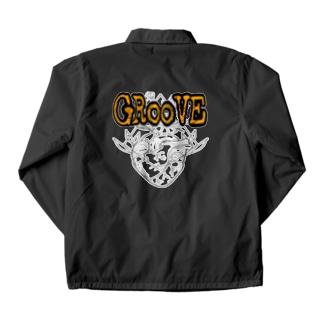 GRooVE  Coach Jacket