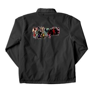 月蝕カルニバル Coach Jacket