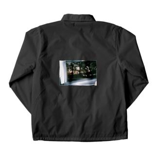 原価マン Coach Jacket