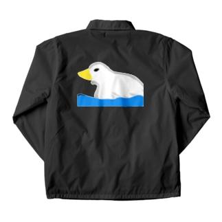 水鳥 Coach Jacket