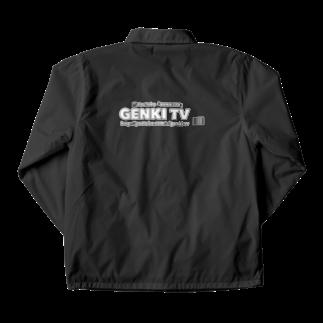 genkiの『GENKI TV』グッズ💕 Coach Jacket