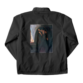 Art Baseのムンク / キス / The Kiss / Edvard Munch / 1897 Coach Jacket