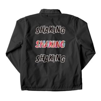 SHAKING Coach Jacket