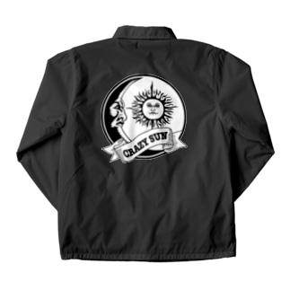 CRAZY SUN Coach Jacket