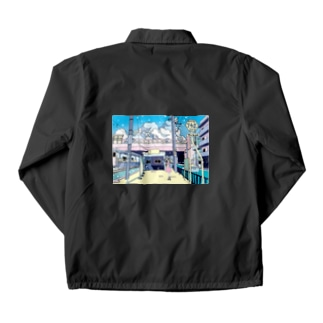 Summer with you Coach Jacket