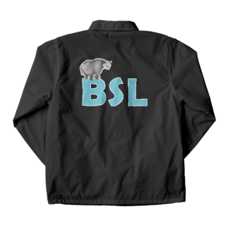 """BSL official web shopの""""Drum"""" ver.1(濃い色用) Coach Jacket"""