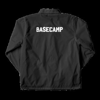 BASE-CAMPのBASE CAMP 03 WHITE Coach Jacket