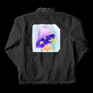 魚風商店の魔法の帽子 Coach Jacket