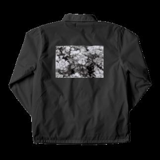 kio photo worksのflowers  Coach Jacket