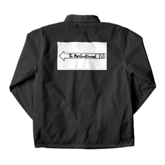to be continued... Coach Jacket