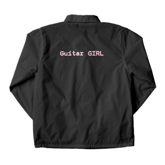 happymoonkobeのGuitar GIRL Coach Jacket