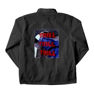 Trill Trill Trill Coach Jacket
