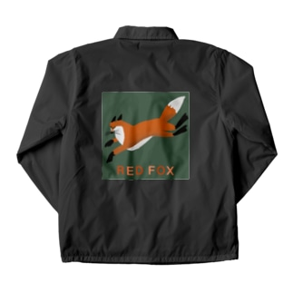 RED FOX Coach Jacket