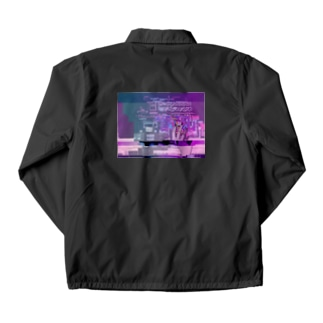 vapor>? Coach Jacket