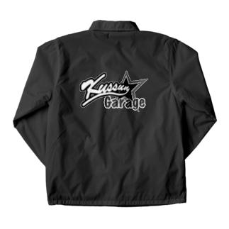 KUSSUN Garage  Coach Jacket