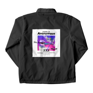 ANONYMOUS Coach Jacket