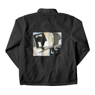 punkadada Design Coach Jacket
