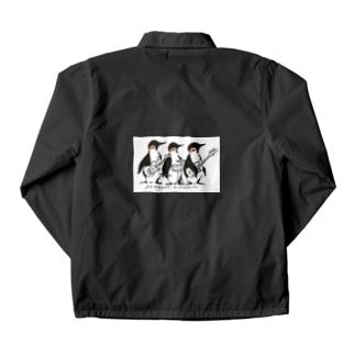 ペンギン王国 Coach Jacket