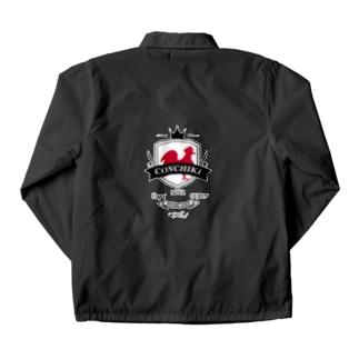 emblem Coach Jacket