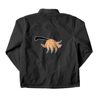 水草のハンディモップくん13 Coach Jacket
