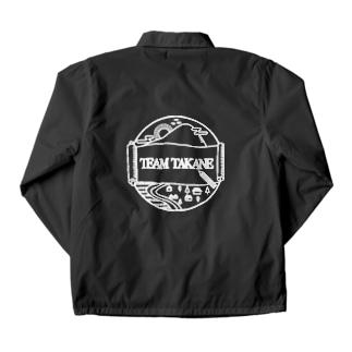 TEAM TAKANE Coach Jacket