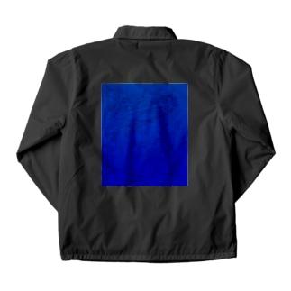 水草の漫画調10 Coach Jacket