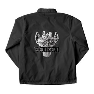 土器DOKI Coach Jacket