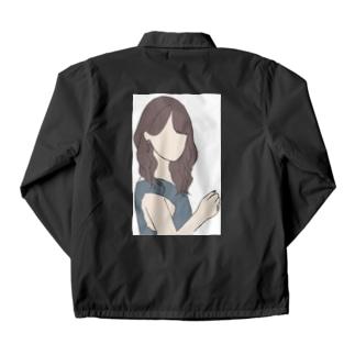 黒島ちゃん風 Coach Jacket