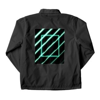 電光01 Coach Jacket