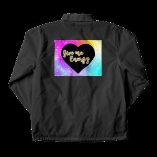 DOLUXCHIC RAYLOのGive me energy Heart  Coach Jacket