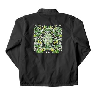 Autumn Reef Coach Jacket
