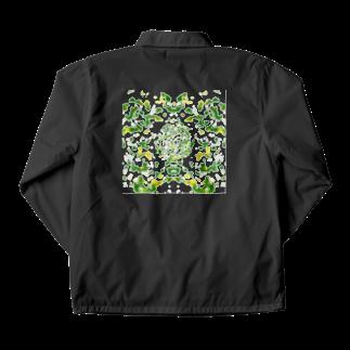 happymoonkobeのAutumn Reef Coach Jacket