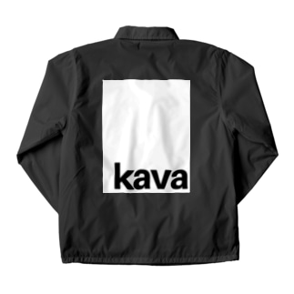aubergのKava box Coach Jacket